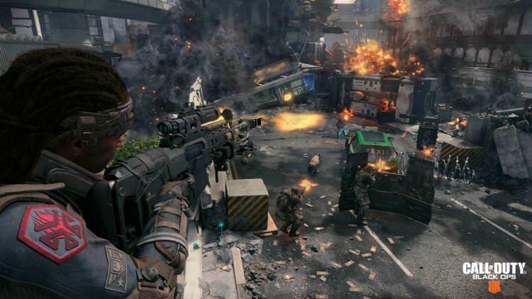 Call Of Duty Görseller - Multiplayer Mode