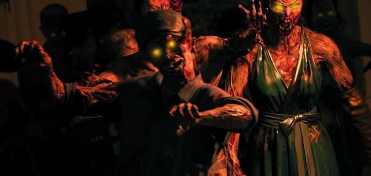 Call Of Duty Zombi Modu