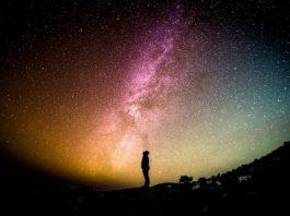 Gökyüzüne_Bakan_İnsan_Nebula