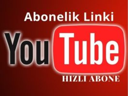 YouTube_Abone_Linki