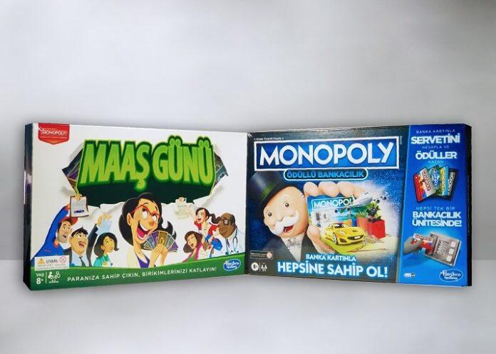 Monopoly Oyun - Maaş Günü Oyun